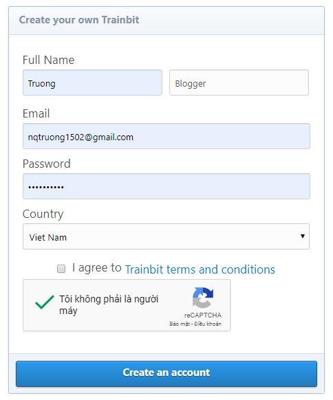 Nhận ngay miễn phí 5TB lưu trữ vĩnh viễn từ Trainbit