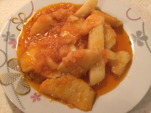 patates yahni