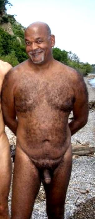 Older naked black men photos 827