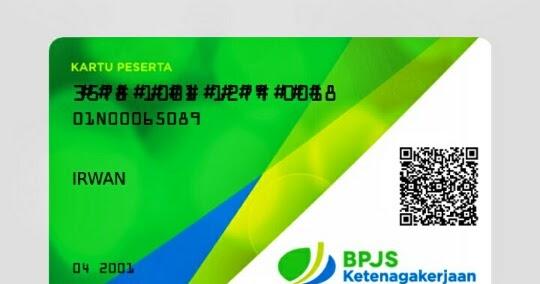 Cara Bikin Kartu Digital BPJS TK (Jamsostek) Di Aplikasi