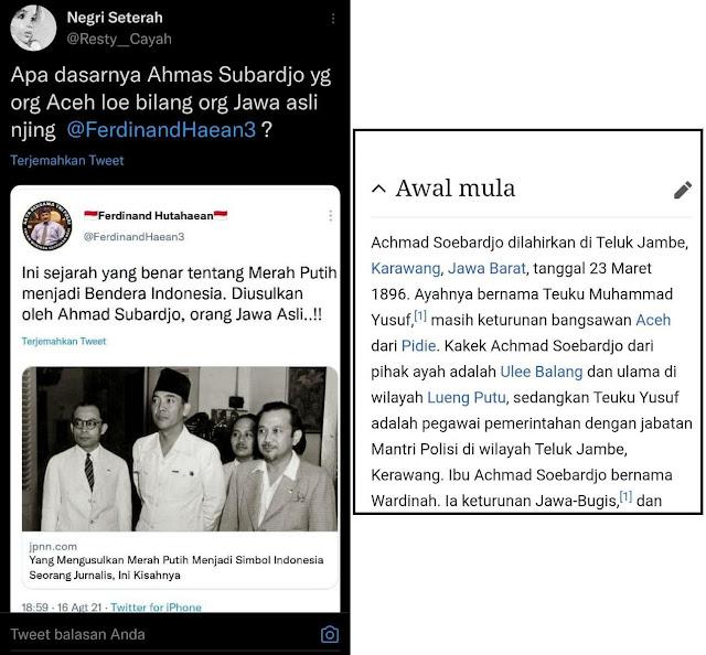 Asal Mangap.., Ferdinand Kembali Jadi Bulan-bulanan Netizen