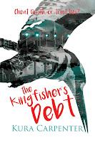 The Kingfisher's Debt, New Zealand Urban Fantasy, author Kura Carpenter