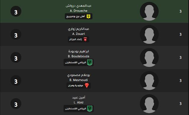 algerian-ligue