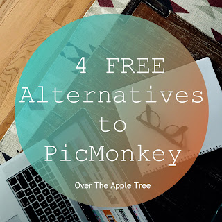 PicMonkey Alternatives, Over The Apple Tree