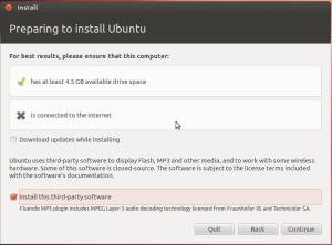 Cara Install ubuntu Linux