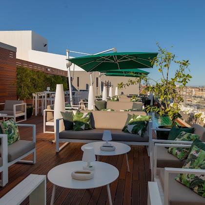 Garden Roof - Um paraíso no centro de Lisboa.