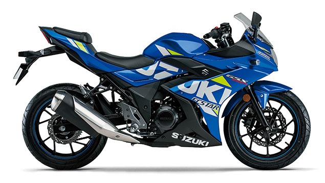 Suzuki Thailand resmi merilis Gixxer 250 SF, tak sesuai harapan ?