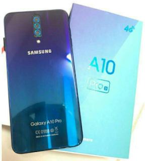 Spesifiasi Samsung Galaxy A10 Pro