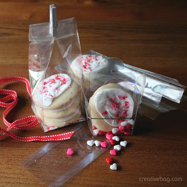 cookie packaging | creativebag.com