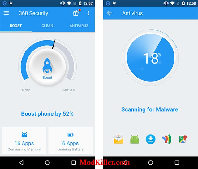 360 Security Antivirus mod apk