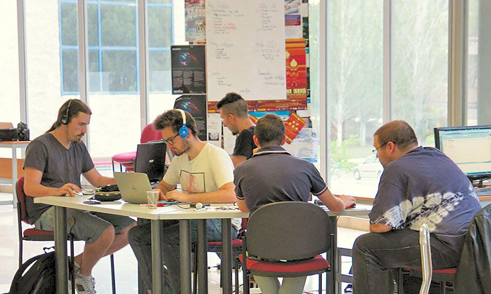 Game Jam organizada por el Máster de Videojuegos GamesUPM