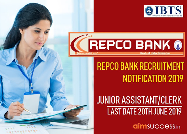 Repco Bank Recruitment Notification 2019_Apply_Now