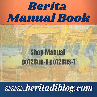 Shop Manual pc128uu-1 pc128us-1
