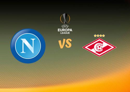 Nápoles vs Spartak Moscú  Resumen y Partido Completo