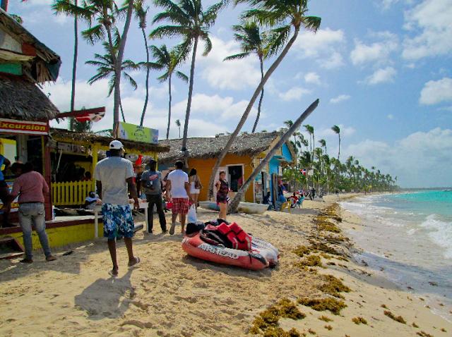 Praia El Cortecito em Punta Cana