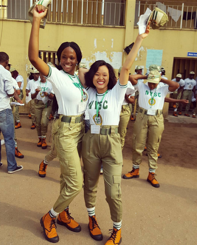 lagos nysc orientation camp