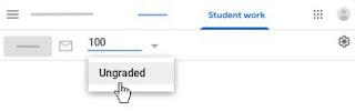 Cara Melihat Nilai Tugas di Google Classroom