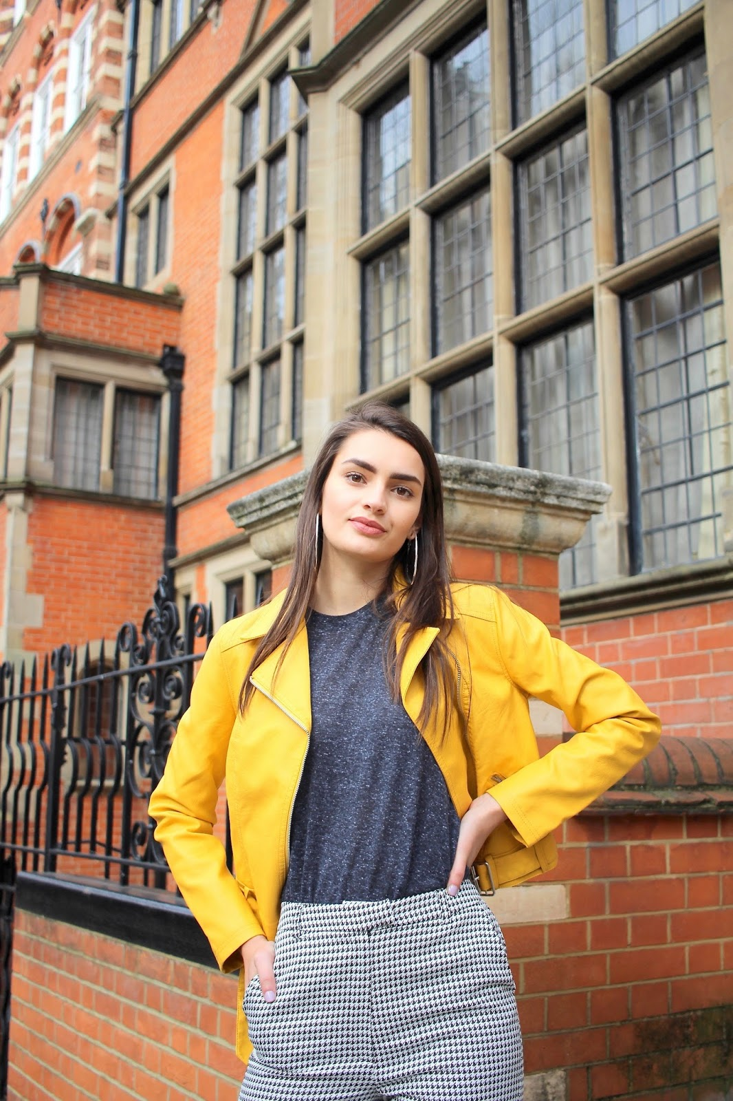 styling yellow peexo fashion blogger