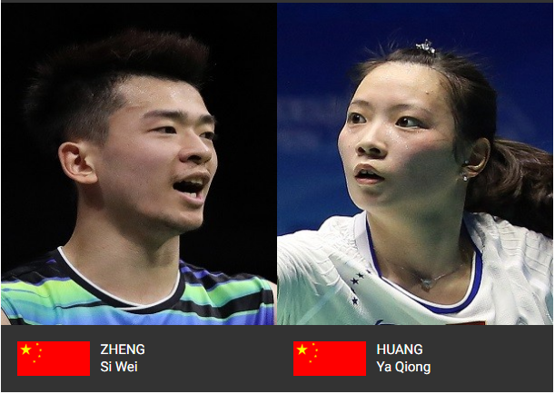 China Open 2019 Mixed Doubles Finals Highlights