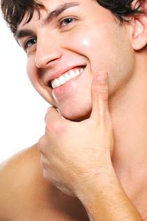cuidado de la piel en hombres