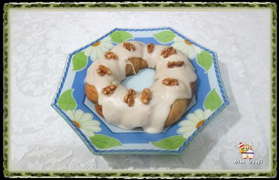 Pão doce de nozes 9