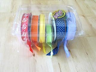 """Almacenar """"cosas"""" en envases de plástico de frutas y verduras"""