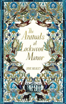 The Animals at Lockwood Manor by Jane Healey book cover