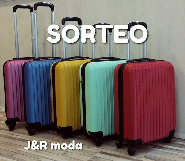 maleta rígida viaje