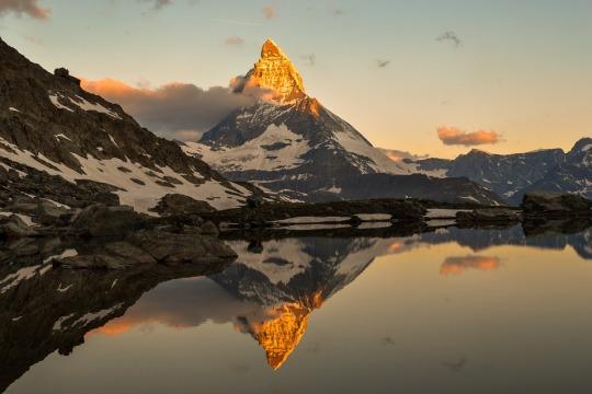 Matterhorn, Swiss