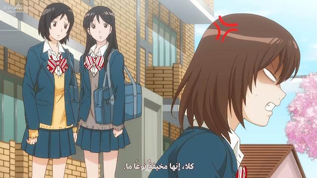 انمى Ookami Shoujo to Kuro Ouji بلوراى مترجم أونلاين كامل تحميل و مشاهدة