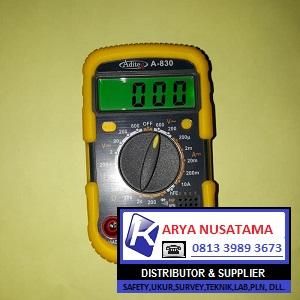 Jual Digital Mini Multimeter Aditeg A-830 di Semarang