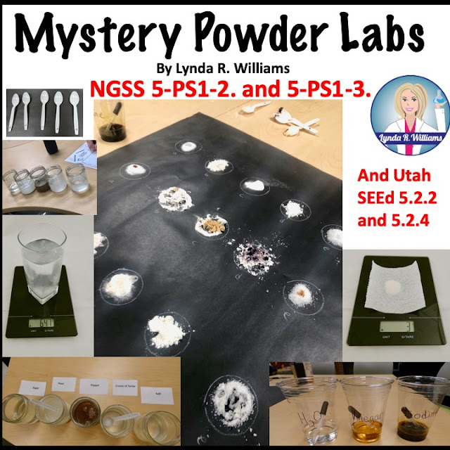 Mystery powders labs