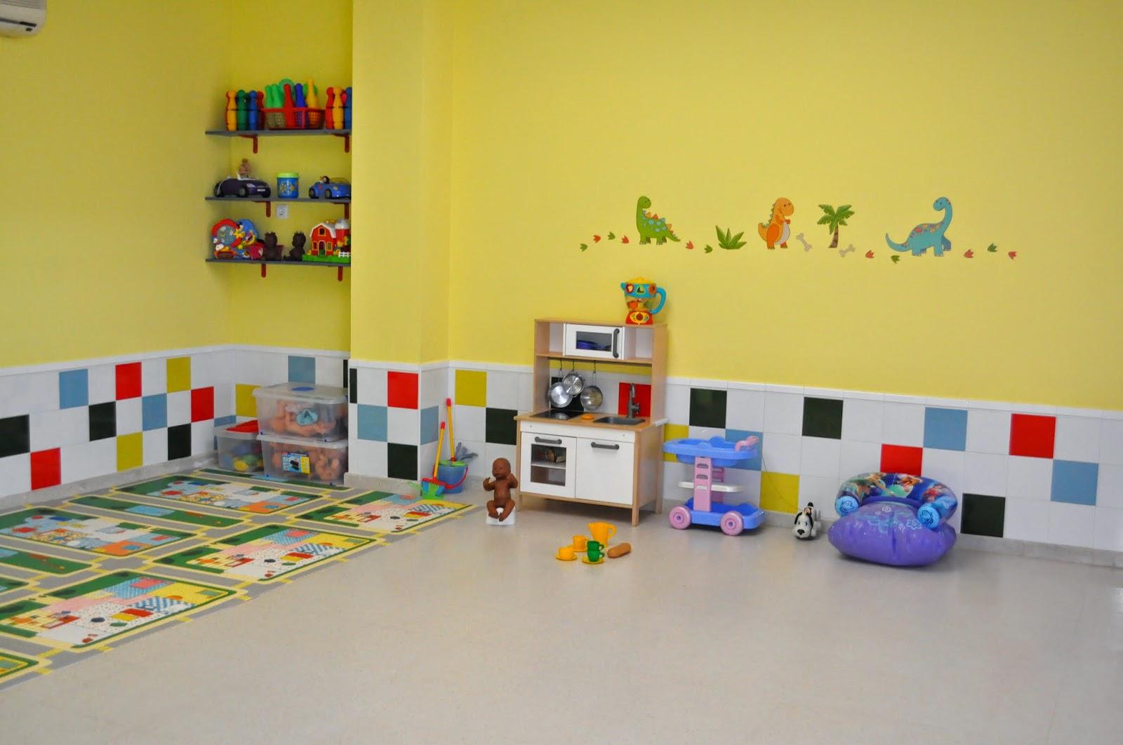 Infantil: Escuela Infantil Pezqueñines: Servicios