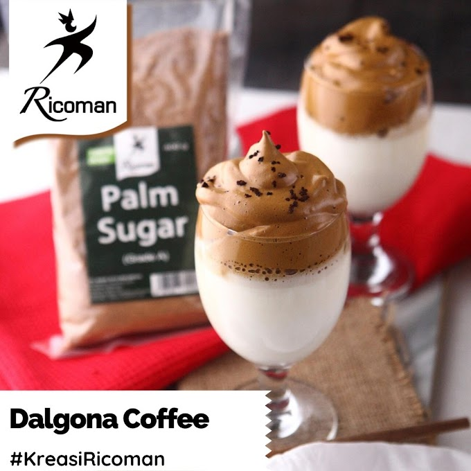 [RESEP] Dalgona Coffee