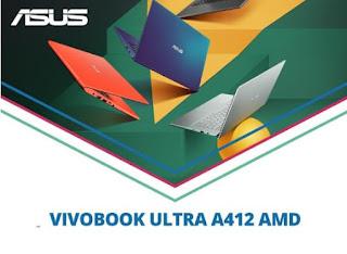 VivoBook Ultra A412DA