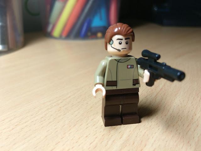 Лего фигурка повстанца