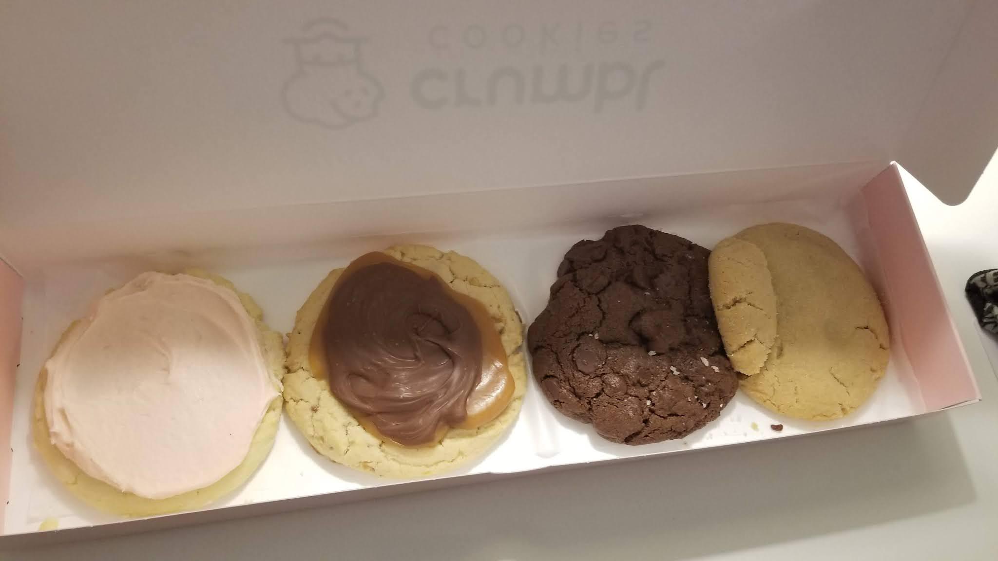 Crumbl Cookies, Ann Arbor