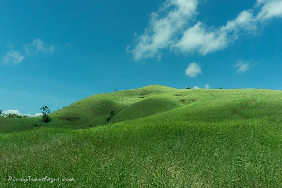 Mt. Tagapo's crest