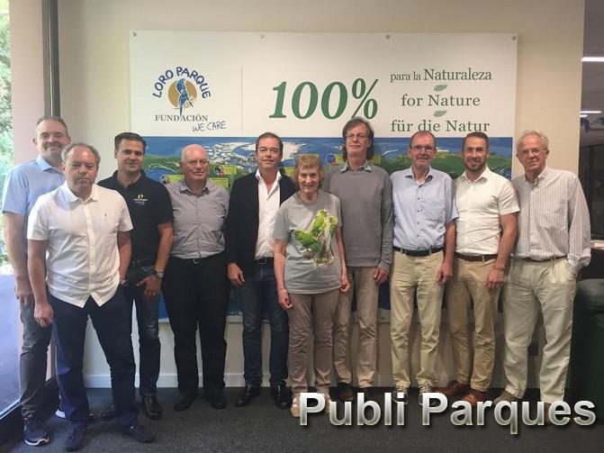 Comité Asesor Loro parque fundación