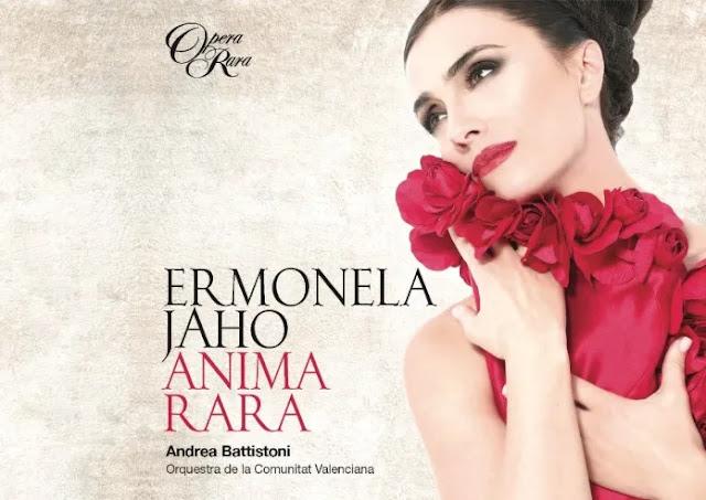 Il primo album di Ermonela Jaho Anima Rara vince il prestigioso premio