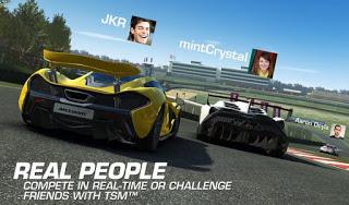 Real Racing 3 Mod Apk high Speed