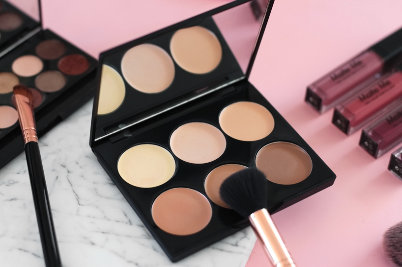 Sleek Makeup contour palette light review beauty blog