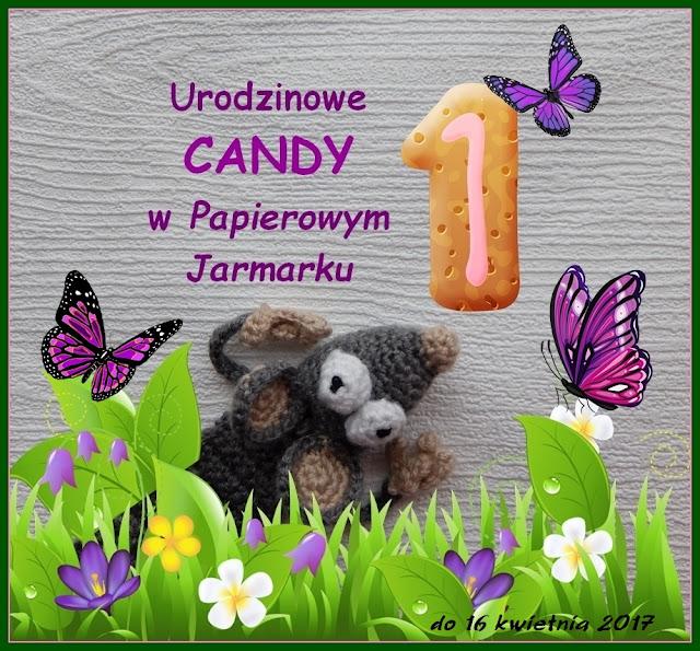 Candy w Papierowym Jarmarku