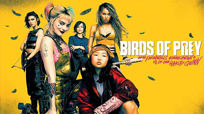 Aves de presa (y la fantabulosa emancipación de una Harley Quinn) (2020) BDRip Full HD 1080p Latino-Ingles