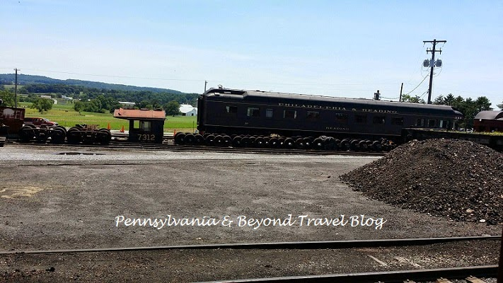 Strasburg Rail Road in Strasburg Lancaster County Pennsylvania