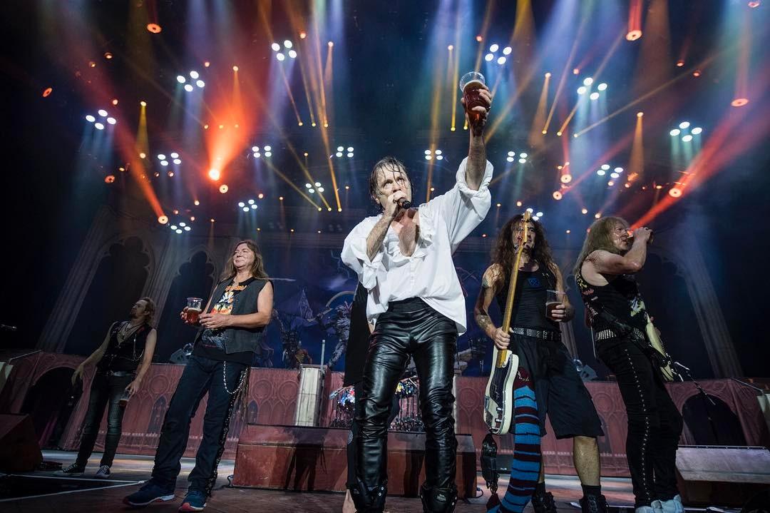 Iron Maiden tocará no Rock in Rio 2019