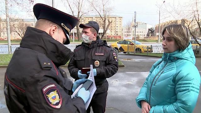 Заболевших коронавирусом штрафуют без суда, а «Единая Россия» лишается членов партии