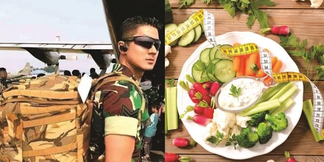 Diet Militer, Cara Menurunkan Berat Badan dengan Cepat