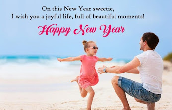 Happy new year ,best new year wishes for father, new year wishes for father, father new year wishes,whats app status for father,status image for father,