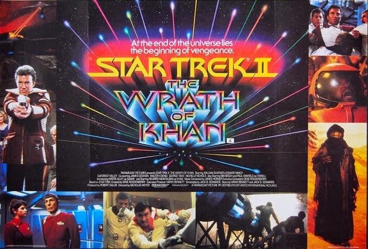 Looking Back At Star Trek Ii The Wrath Of Khan Warped Factor
